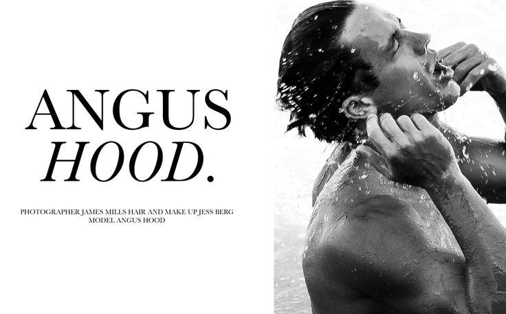James Mills Photographer — Angus Hood