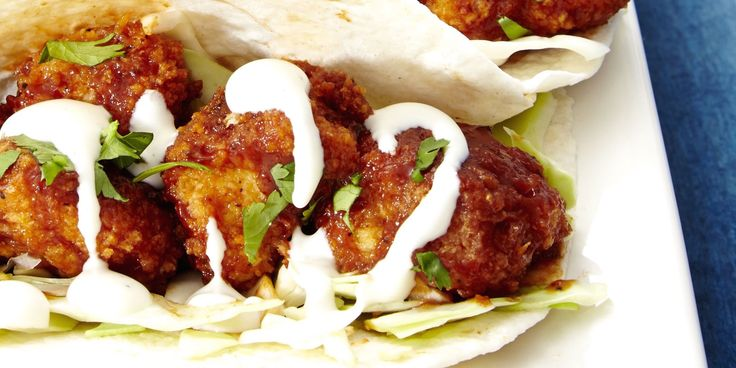 Crack Chicken Tacos....these look freakin delicious!