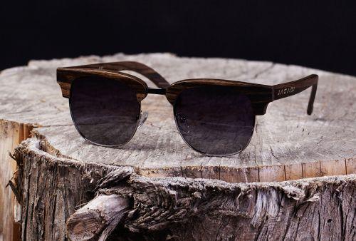 Buy Handmade Veneer Wooden Sunglasses - Jagadi Eyewear JE160007 C2for R1,850.00