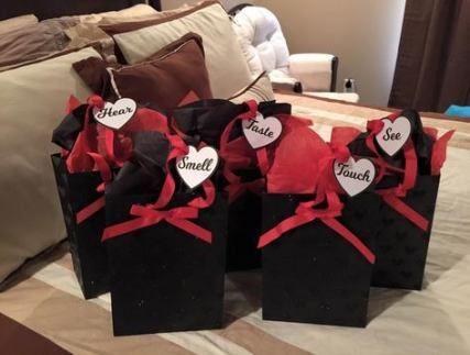 44 Ideas Gifts For Boyfriend 5 Senses Anniversary Ideas