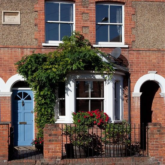 Victorian Front Garden On Pinterest: 93 Best Images About Front Of Our Victorian Terrace House