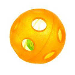 Петмакс Игрушка д/собак  Мяч для активной игры, светящийся, 10 см