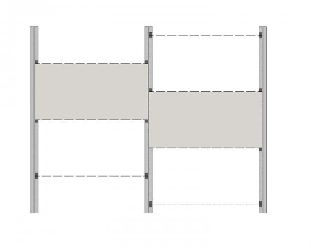 Productos Sistema Masa Sistemas De Fijacion Para Fachadas Ventiladas Fachada Ventilada Fachadas Y Revestimiento Fachadas