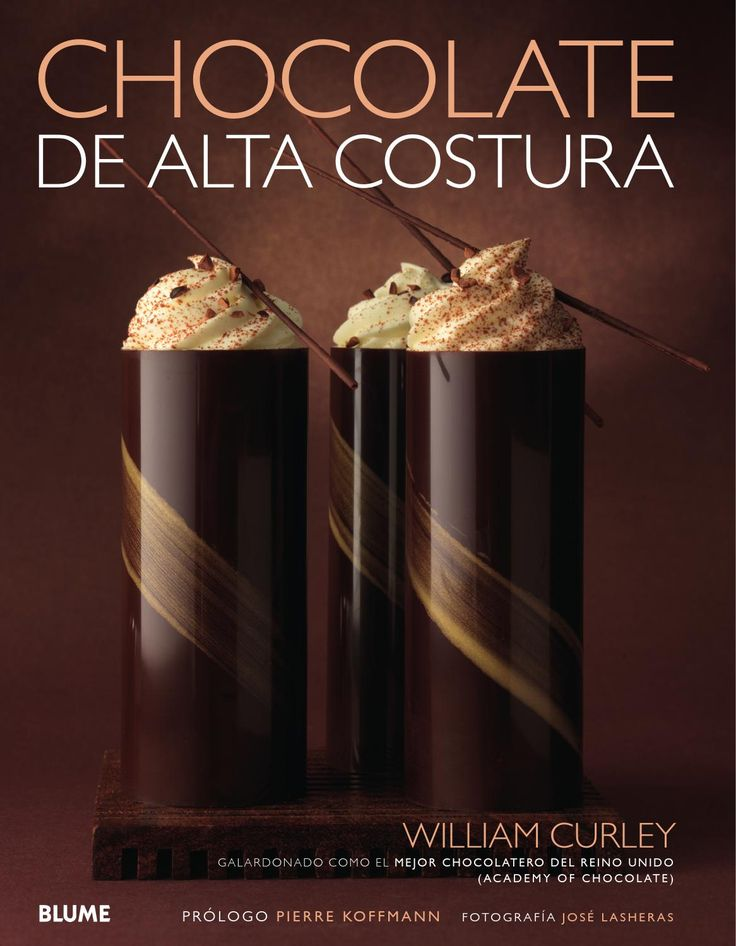 Chocolate de alta costura