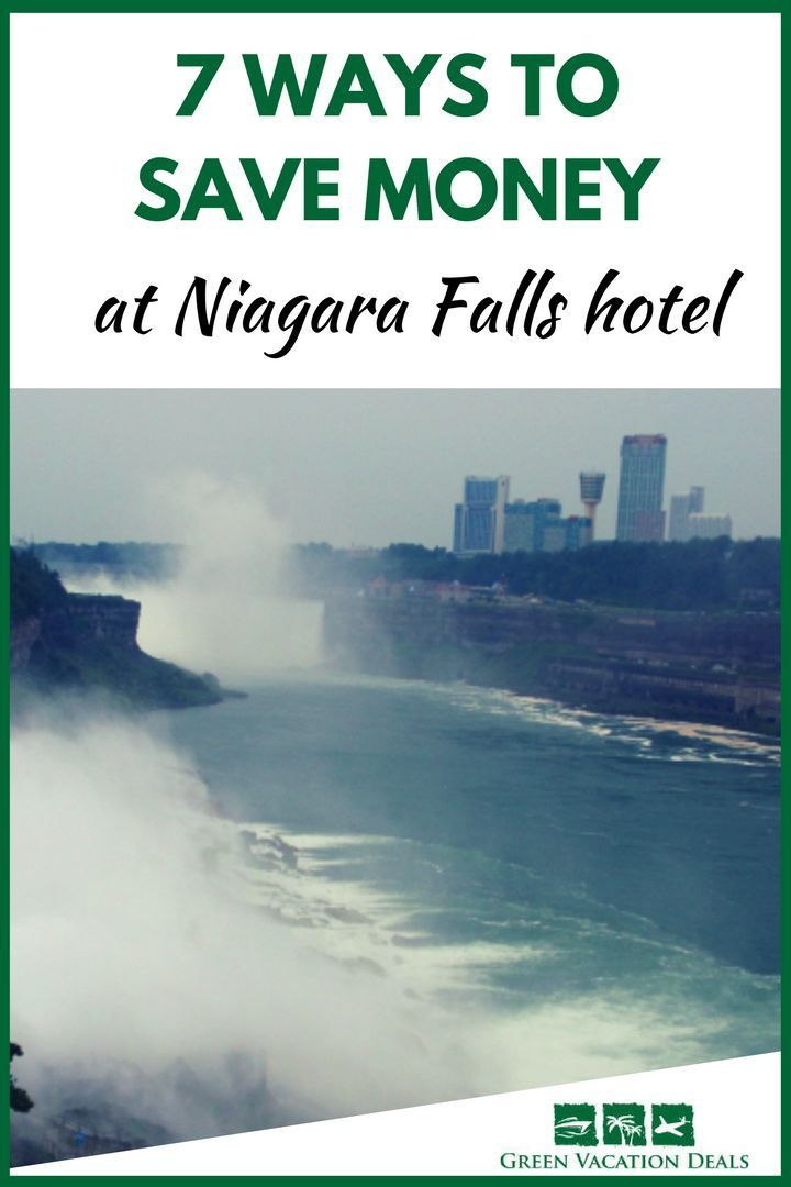 How To Save Money In Niagara Falls
