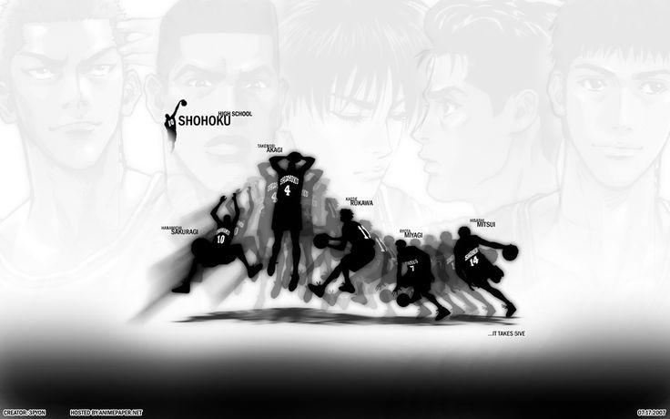 Anime - Slam Dunk  Wallpaper