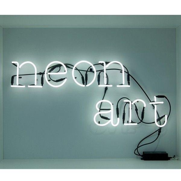 Neon Art  wandlamp