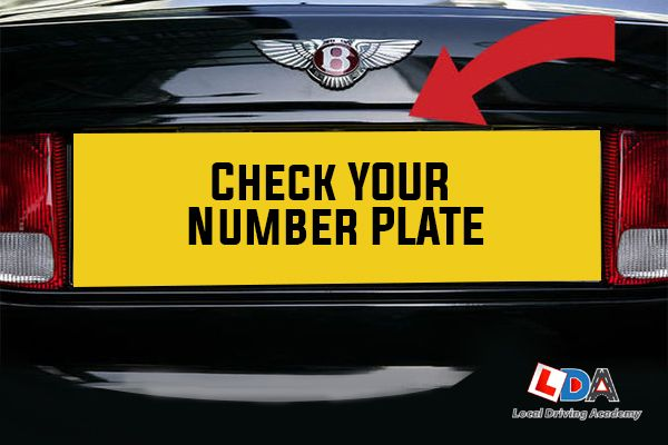 Check YOUR number plate NOW or risk landing £1,000 fine, here's why: https://goo.gl/15uyfm