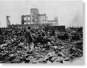 Joe Lauria The Duran Sat, 06 Aug 2016 15:32 UTC   Since the first use of a nuclear weapon in Hiroshima 71 years ago today, on Aug. 6, 1945, the story of where the uranium for the bomb came from and… https://winstonclose.me/2016/08/11/the-hidden-history-of-congos-uranium-stolen-by-the-americans-to-destroy-hiroshima-by-joe-lauria/
