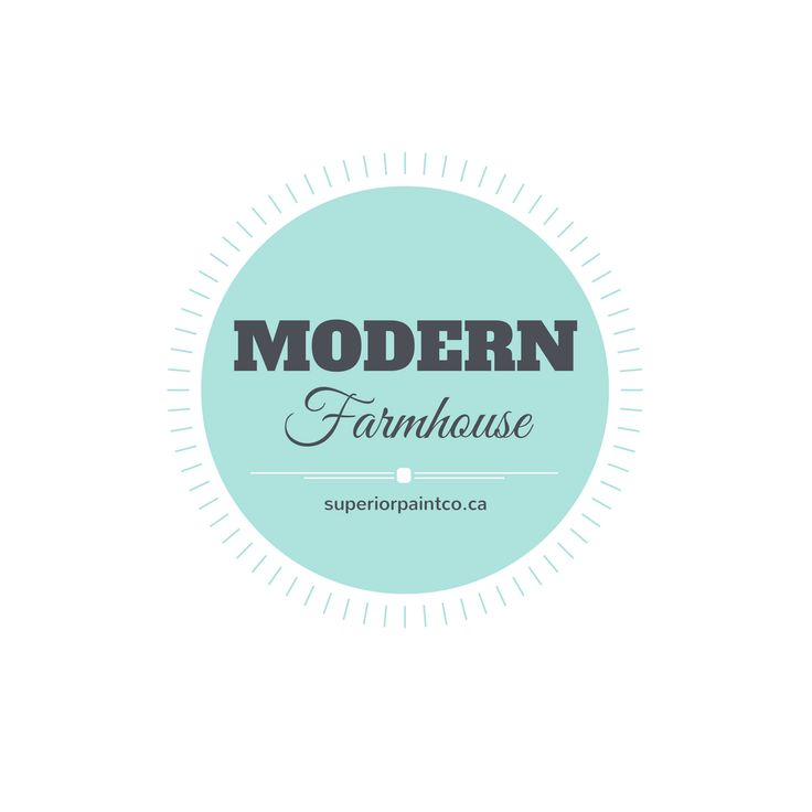 The New Superior Paint Company Designer Modern Farmhouse Paint Collection