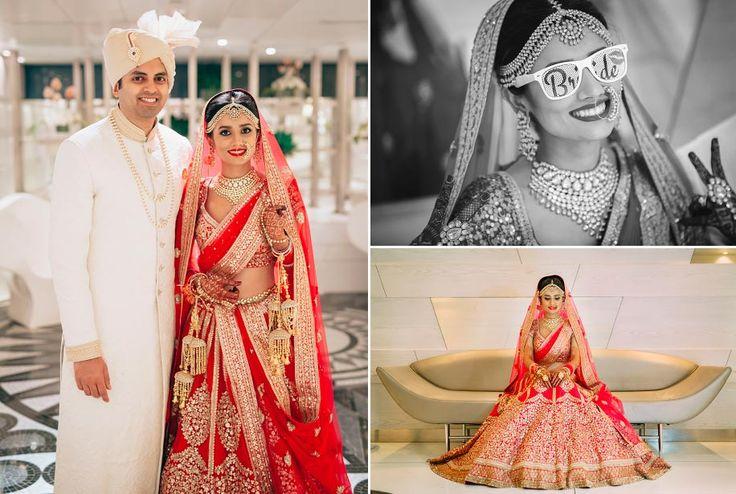 Priyanka Mehra | Real Brides, Real Style | WeddingSutra.com