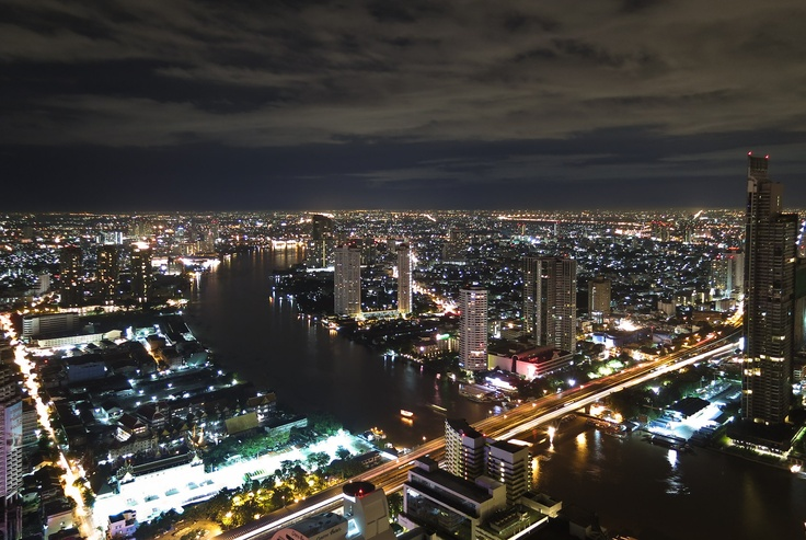Bangkok by night  © Carmen Hidalgo