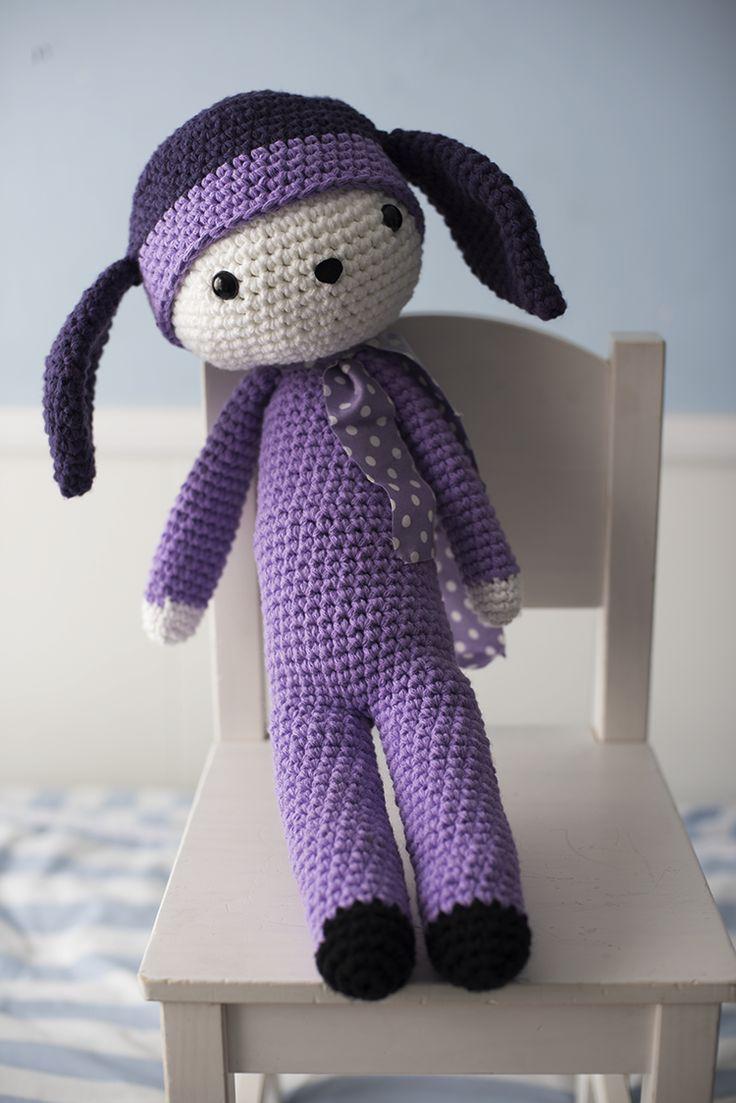 Mi versión de Framboise del libro 'Tendre Crochet' - My Framboise version from the 'Tendre Crochet' book