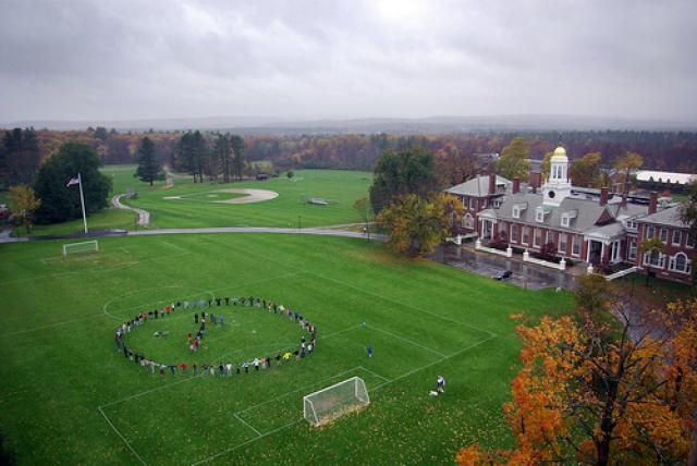 Top 12 Boarding Schools in the United States: Groton School..where my sister worjs! It's beautiful!