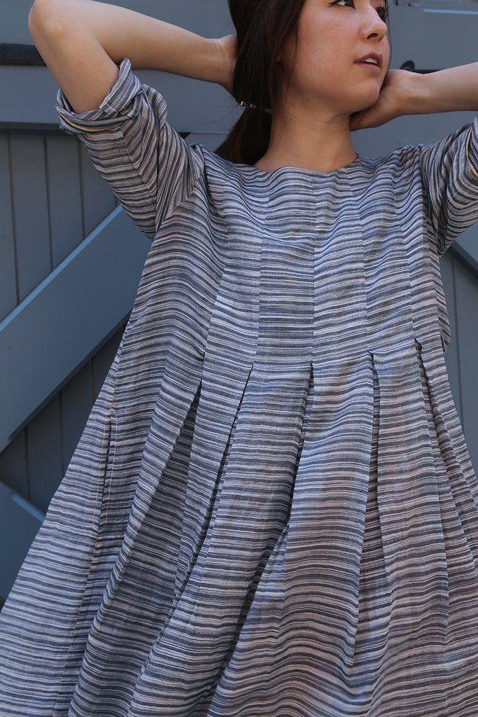 rennes — Eka Juniper Dress