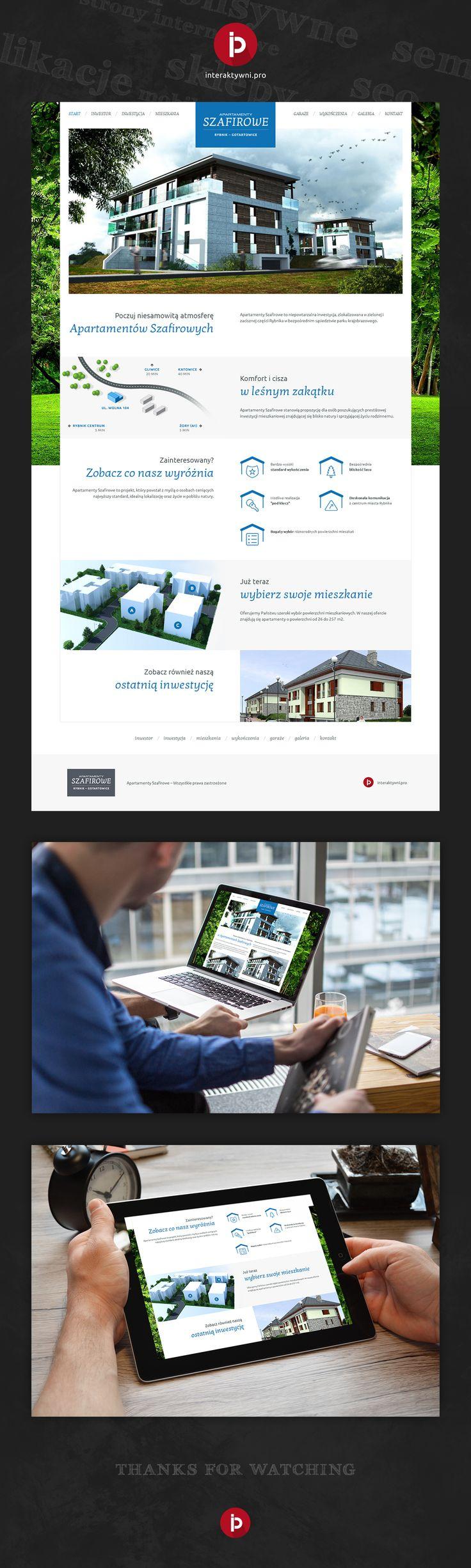 Responsywna strona internetowa oparta na autorskim systemie CMS Symfony. Realizacja Interaktywni.pro. // Responsive website based on Symfony CMS. Implemented by Interaktywni.pro. #rwd #responsive #website #webdesign #ux #uxdesign #interatcive #symfony #cms