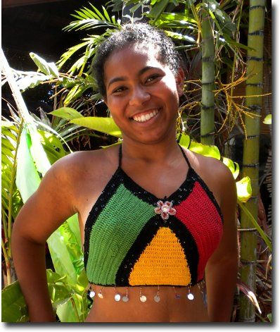Jamaican Color Swimsuits | Reggae and Rasta Womens Clothing and Wear