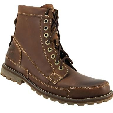 Timberland Earthkeepers Boot Casual Boots - Mens Brown