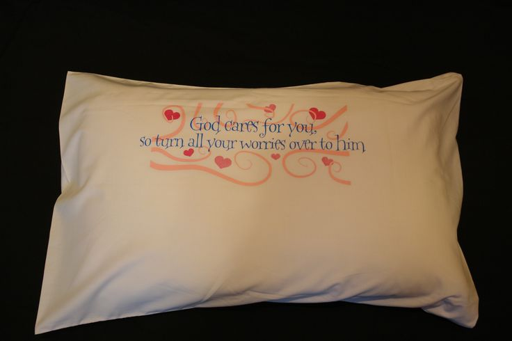 Sleep on it Australia is a ministry created by two young people wanting to make a difference in Cambodia.   Pillowcases with God's promises on them.   A case for God's promises -begin and end each day with God's Promises A case for Comfort -a tool to use when we're afraid  A case for Families -help parents / leaders pray and speak to their kids A case for Mission -made in Cambodia, by Cambodians with profits going to Cambodian children