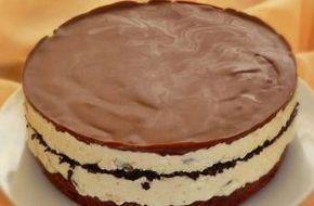 Krémes, tejszínes, csokis túrótorta – Ennél finomabbat rég ettél,recept