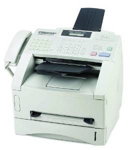 Brother IntelliFax-4100E Business-Class Laser Fax