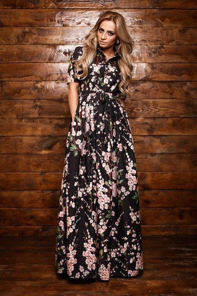 Женские платья на алиэкспресс длинные