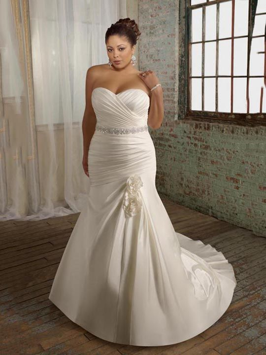 130 Best Full Figured Bridal Gowns Images On