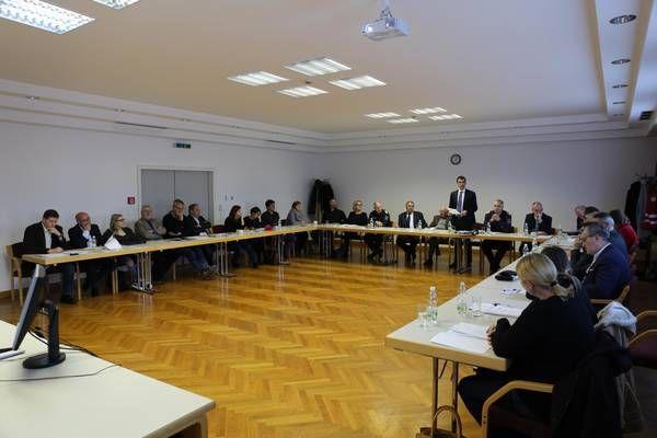 Burgenland: Erstes Regionales Dialogforum - Polizei.Macht.Menschen.Rechte
