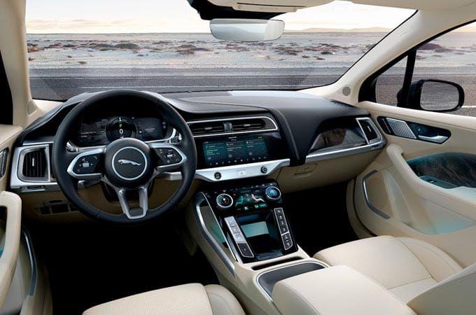 The Award Winning All Electric 2019 I Pace Jaguar Usa Jaguar Suv Jaguar Car Jaguar Usa