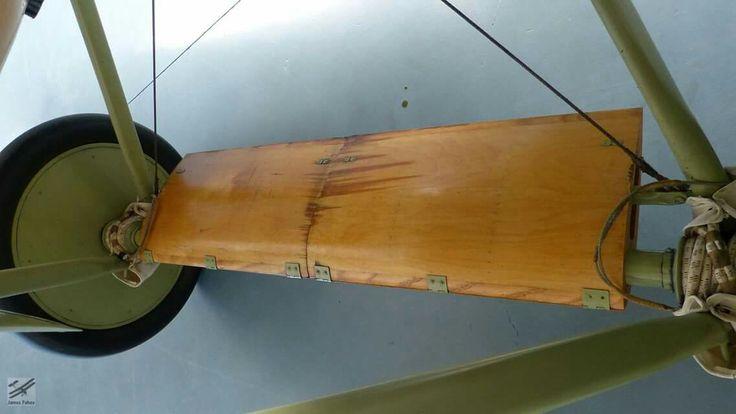 Some more detail photos of the Albatros DV - The Vintage Aviator