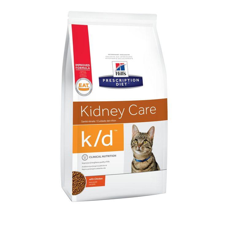 Hills prescription diet kd kidney care with chicken dry