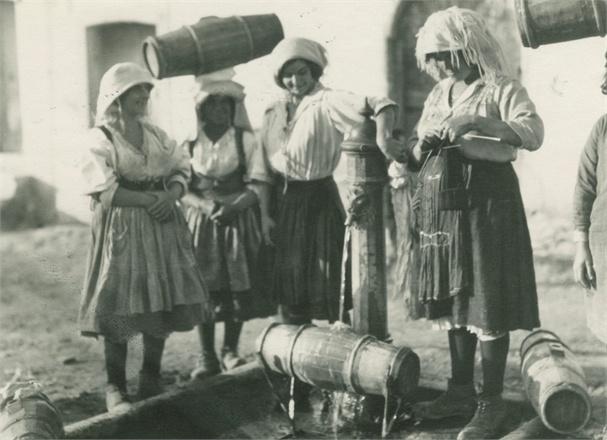 Montecalvo Irpino, 1910