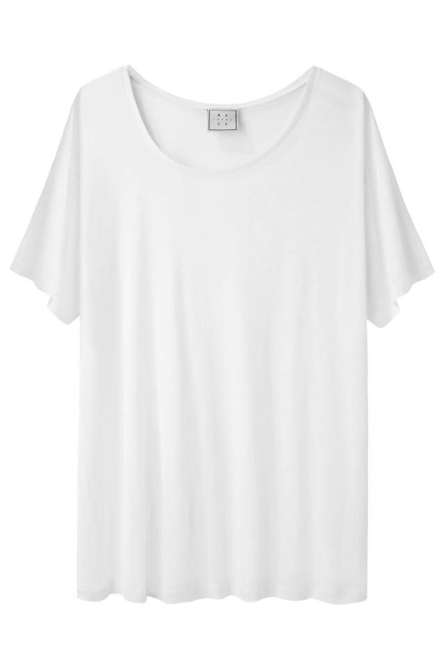 The white T-shirt is an essential building block for good style. Here, our editors share the ones they hoard.
