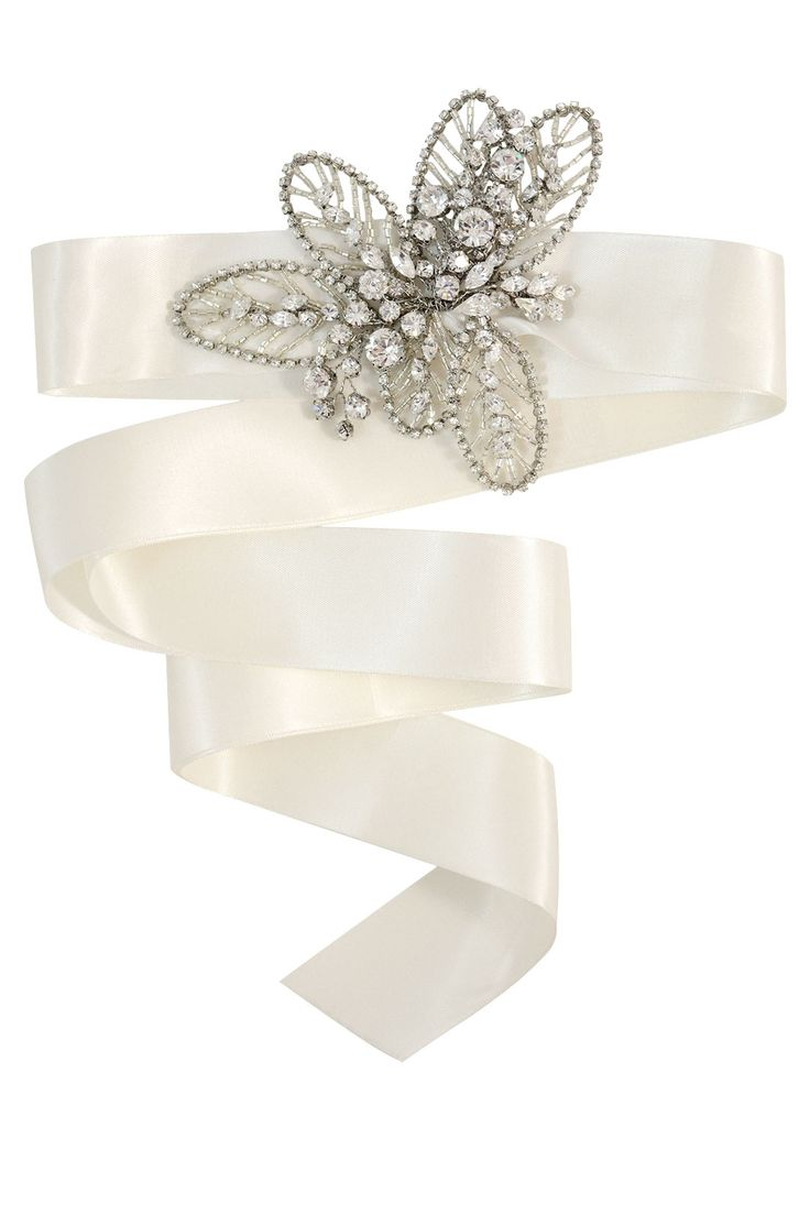 Buy Kiss the Bride Belt by RTR Bridal Accessories for $38 from Rent the Runway.