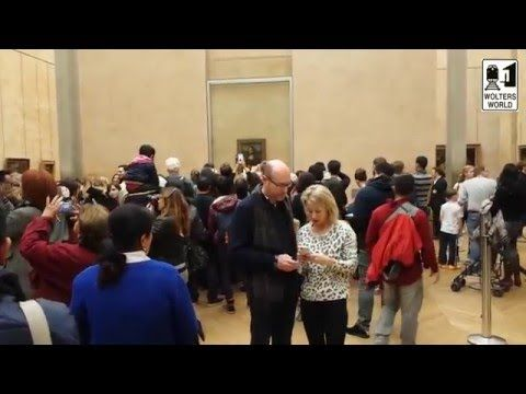 The Most Overlooked Painting at The Louvre - Opposite The Mona Lisa - YouTube