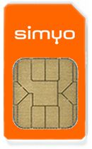 Simyo 9-Cent Prepaid SIM Karte kaufen | simkarte-kaufen.de