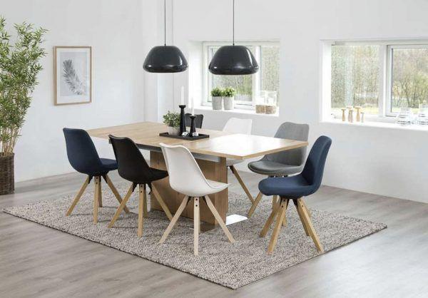 269 best interieur stoelen chairs images on pinterest for Eetkamerstoelen scandinavisch
