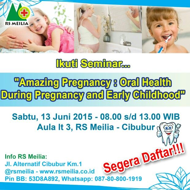 #seminar #diskusi #kehamilan #kelahiran #persalinan #kandungan #gigi #mulut #sakit #sehat #rumahsakit #rsmeilia #cibubur #terbaik
