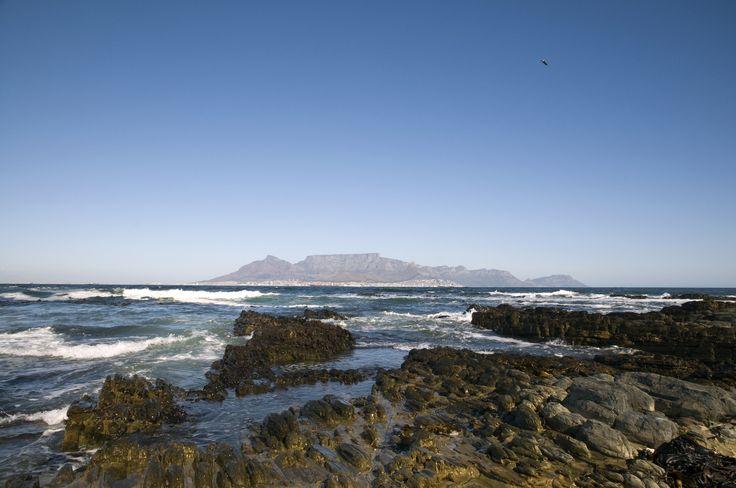 De Tafelberg blijft vanuit ieder perspectief prachtig!
