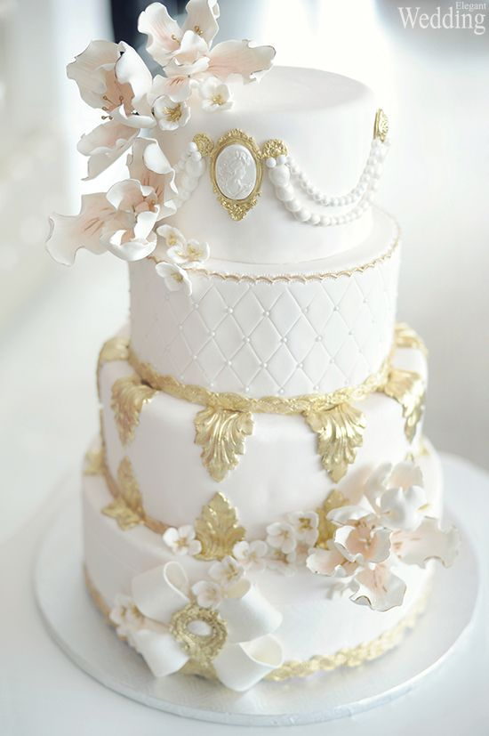 fancy wedding cake wedding wedding blogs about brides wedding 14192