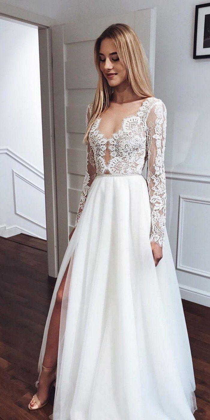 Top 100 Wedding Dresses From Etsy Bridal Dresses Lace Wedding Dresses Lace Wedding Dresses [ 1400 x 700 Pixel ]