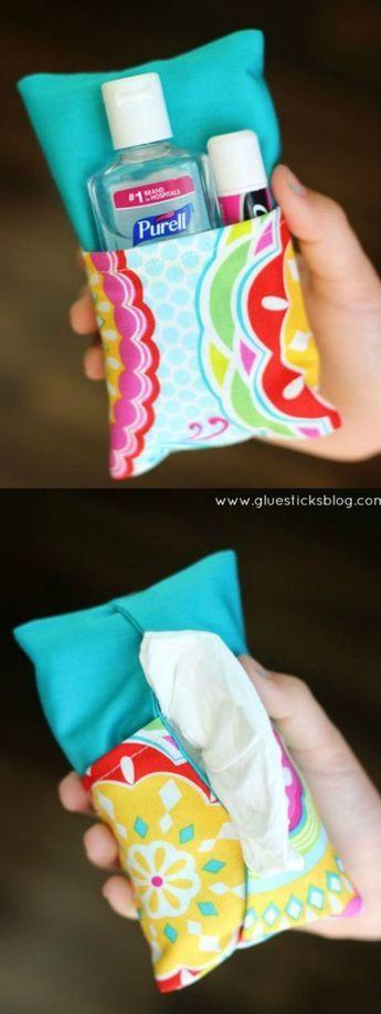 18 proyectos de costura útiles que son sorprendentemente fáciles de hacer