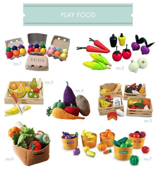 Best Play Kitchen Food Accessories