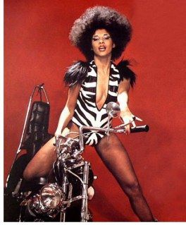 """Betty Davis was BAD and a master in bringing the funk! I still have her album """"Nasty Gal"""""""