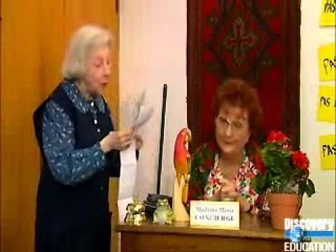 Chez Mimi - Episode #3: A Table - YouTube