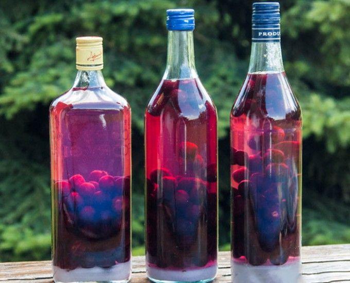 Cherry domácí likér | NejRecept.cz