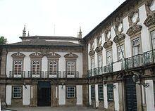 Palácio dos Biscainhos, Braga.