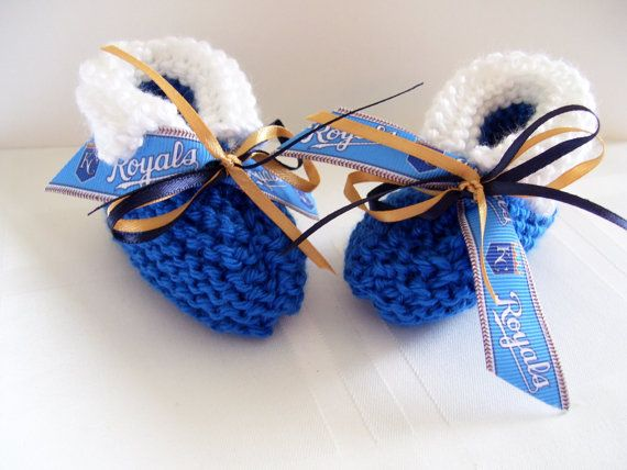 Kansas City ROYALS Baseball Fans Handmade Baby by ZZsTeamTime
