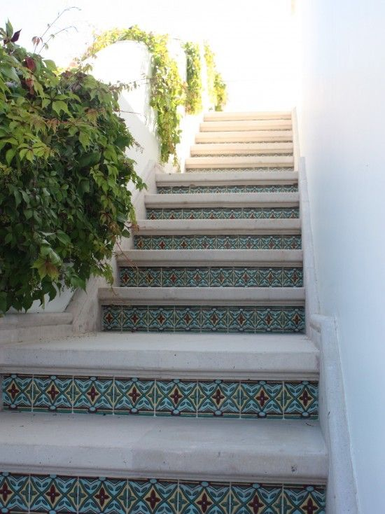 Best 17 Best Images About Mediterranean Stairs On Pinterest 400 x 300