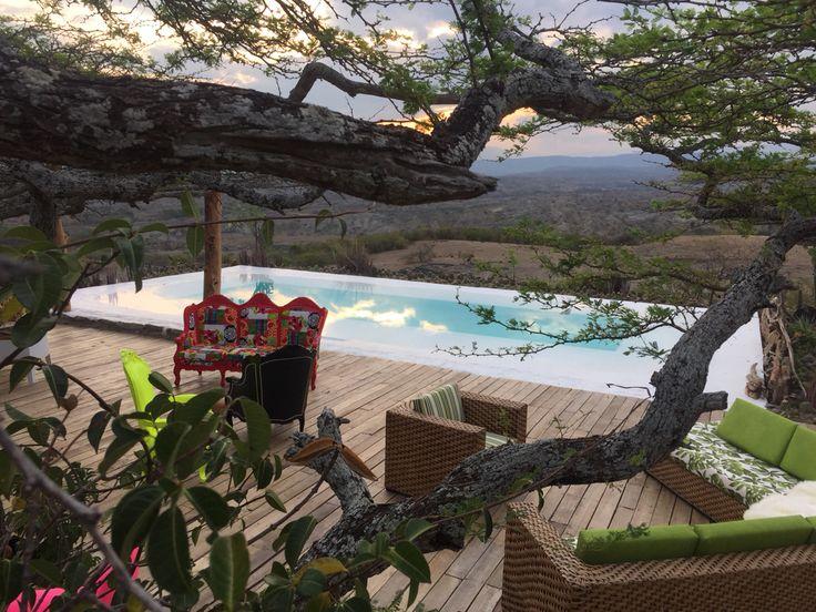 Piscina en BETHEL bio luxury hotel